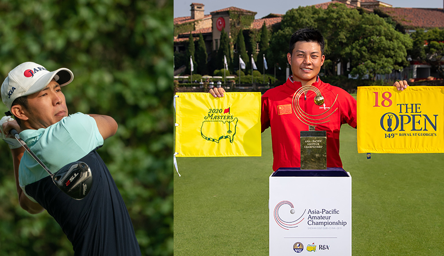 Defending champ Lin, World No 1 Nakajima ready for titanic battle for Asia-Pacific Amateur in Dubai; Indians to take part
